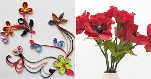 Make Easy Paper Flower Decorate Your Home With These Five Easy Diy Paper Flowers