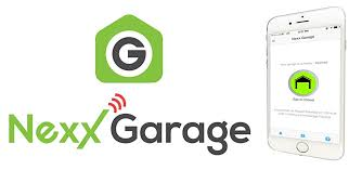 garage door opening on its ownAmazoncom NEXX GARAGE Remote Garage Door Opener  Smart Garage