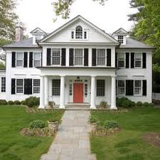 houses with red front doors. Plain Houses Commendable White House Front Doors Top Red Door With  Houses Home On C