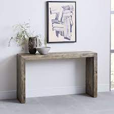 emmerson reclaimed wood console