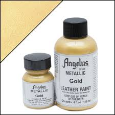 Angelus Gold Paint