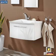 Puris For Guests Waschtisch Set 60 Cm Breite Schmale Seite Rechts