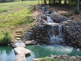 Small Picture Excellent garden waterfalls design ideas of backyard fulls of