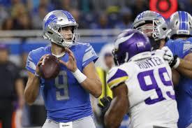 Vikings Lions Gameday Live Star Tribune
