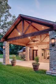 Porch Lighting Ideas Timber Frame Porch Lighting Google Search Backyard