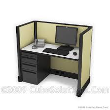 office desk cubicle. office cubicle desks. 3 person l shape desk cluster .