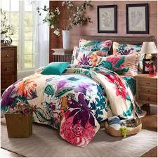 quilt bedding sets fantastic twin full queen size 100cotton bohemian boho style fl bedding 1000 pixels