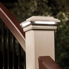 trex deck lighting. Trex Deck Lighting Offers Low-profile Recessed Lights For Subtle Effects