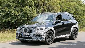 Paparazzi spotted the gle 63, and it's poised be a top contender for the fastest 2020 suv available. 2020 Mercedes Amg Gle 63 Spied Showing Much Of Its Skin Update