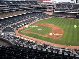 Target Field Seating Chart Prices Target Field Section 108 Seat Views Seatgeek