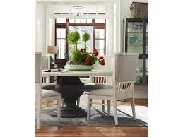 table paula deen home bungalow white gray 61 wide round