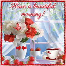 Good Morning Animated Quotes Best of Have A Beautiful Morning Coffee Animated Morning Good Morning Good