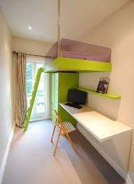 home decorating trends homedit bed with office underneath