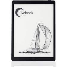 Máy đọc sách Likebook P10, màn hình 10 inch, kèm bao da