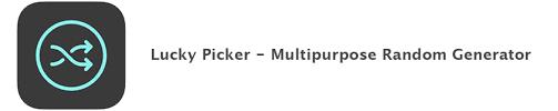 Github Xsam Luckypicker Random Generator For Ios