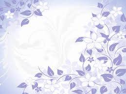 Spring Powerpoint Background Unique Blue Flowers Spring Powerpoint Templates Blue Flowers