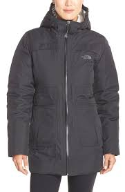 the north face empire hyvent waterproof down jacket
