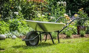 7 best wheelbarrow garden carts 2021