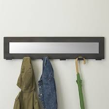 Wall Mounted Coat Rack Mirror Awesome Wall Mounted Coat Rack Mirror Penfriends