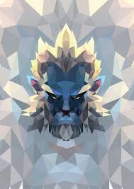 phantom lancer from dota2 low poly artwork by cutelitis deviantart