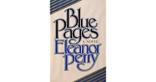 Blue Pages by Eleanor Perry