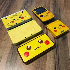 My Pikachu 3DS/Gameboy collection! | Gameboy, Pokemon game boy advance,  Disney stickers printables