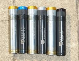Browning Choke Tubes Chart Briley Takes On The Amusing Confusing Browning Ds Choke System