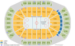 Gila River Stadium Seating Chart Gila River Arena Seating Chart Wwe Best Picture Of Chart