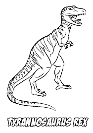 Small Picture Printable t rex coloring pages ColoringStar
