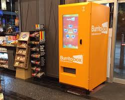 How To Design A Vending Machine Fascinating Innovative Retail Design Global Vending Machines Retail Design Blog