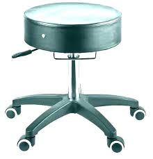 vanity stools with wheels vanity chair th back stool casters stools wheels and office white