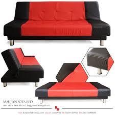sofa bed mauryn minimalis