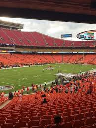 Chiefs Arrowhead Stadium Seating Chart Arrowhead Stadium Section 108 Home Of Kansas City Chiefs