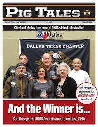 Pig Tales February 2016 by Dallas Harley-Davidson - issuu