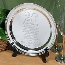 silver luxury cutlery end 25th wedding anniversary silver plate