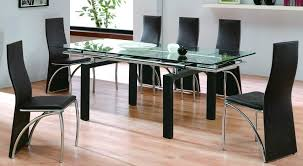 fabulous dining room sets glass top round glass dining table ideas round glass top kitchen table
