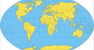 Resultado de imagem para mapas mundi diferentes