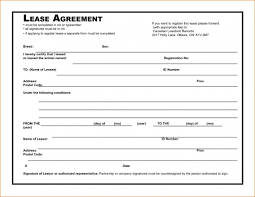 Simple Rental Lease Agreement Lease Agreement Template Pdf Template Business
