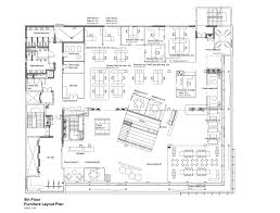 office plan interiors. Interesting Office Ninth Floor Plan Of 99c Offices By Inhouse Brand Architects Featuresu003cbr U003e A To Office Plan Interiors E