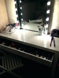 around it best ikea vanity mirror ikea mirror with vanity lights table dressing best ideas on intended for uk