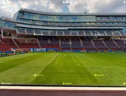 Fc Cincinnati Stadium Seating Chart Nippert Stadium Section 109 Seat Views Seatgeek
