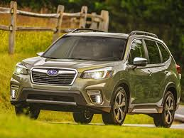 2019 subaru forester first review