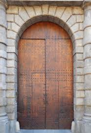 Medieval Doors texture old clean decorated wood door 3 medieval doors 2924 by xevi.us
