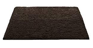dri chenille non slip area rug for bath kitchen home 47 x