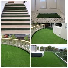 fake grass carpet outdoor. Carpet Grass Doormat [100x50]/ Synthetic Carpet/ Indoor Outdoor Use/ Artificial Fake D