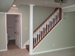 Basement Stairs Decorating Cozy Ideas With Basement Stairs From Home Decorating Ideas Dudu