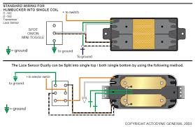 lace sensor humbucker coil split wiring building electric lace sensor humbucker coil split wiring