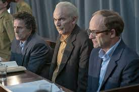 Friday night dinner star paul ritter dies of brain tumour at 54. Paul Ritter Dies Harry Potter Chernobyl Actor Was 54