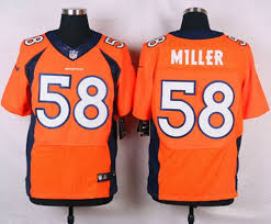 Big Men's Stitched Team Sale 58 New Orange Discount Miller Broncos In Quality Nfl Nike Top Jersey Von Elite Color efeaddbdebecdc|Down And Distance
