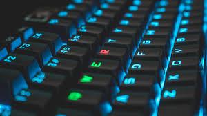 6000x3375 px keyboards mechanical keyboard qwerty rgb